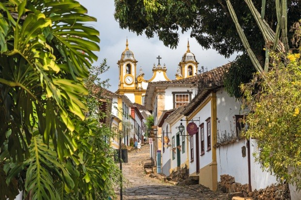 Igreja Matriz de Santo Antônio (Foto: Alexandre Disaro / Divulgação)
