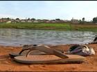 Homem morre ao tomar banho em lago de Goianápolis, GO