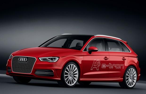 Audi A3 Sportback e-tron (Foto: Divulgação)