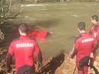 Bombeiros encerram buscas a jovem desaparecida em enchente no RS