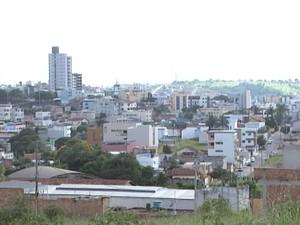 Nova Serrana Aumento Criminalidade (Foto: TV Integração/Reprodução)