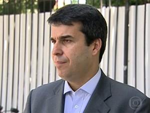 Rodrigo Bethlem nega as acusações (Foto: Reprodução / Globo)