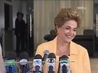 Dilma diz que não vai trocar ministros antes de votação do impeachment