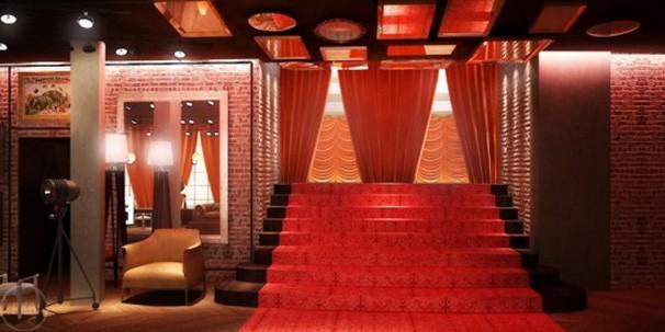 O teatro foi fundado em 1971 e encerrou suas atividades em 2001 (Foto: Divulgação)