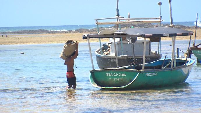 'Pé na Pista' homenagem Salvador pelo seu aniversário (Foto: TV Bahia)
