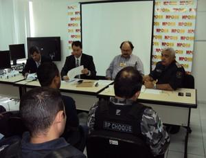 Polícia Militar assina Termo de Ajustamento de Conduta com torcidas organizadas (Foto: Divulgação/PM)