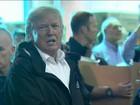 Trump vai a Houston pela 2ª vez para visitar vítimas atingidas pelo Harvey