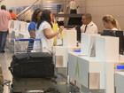 Aeroporto JK deve receber até 1,87 milhão de passageiros em 30 dias