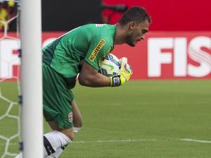 Charles goleiro Sport Recife x Vasco - 8ª rodada - Campeonato Brasileiro 2015 (Foto: Paulo Fernandes/Vasco.com.br)