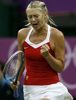 Maria Sharapova tênis Wimbledon Londres 2012 1r (Foto: Reuters)