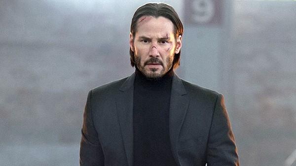 Keanu Reeves em 'De Volta ao Jogo' (2014) (Foto: Reprodução)