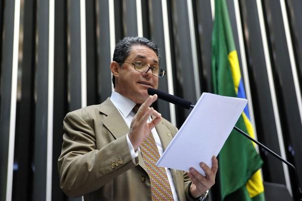 PAIXÃO Ex-deputado e ex-tesoureiro do PT, Paulo Ferreira disse que ajudou o Grêmio por paixão. O delator diz que pagou R$ 200 mil (Foto: Lucio Bernardo Jr. / Câmara dos Deputados)