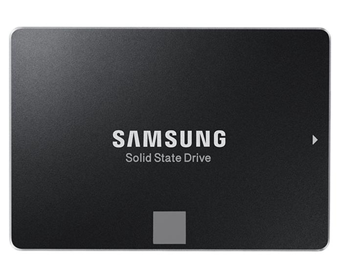 Samsung EVO 850 tem bons números de performance, mas chama mesmo atenção pelo espaço de 4 TB (Foto: Divulgação/Samsung)
