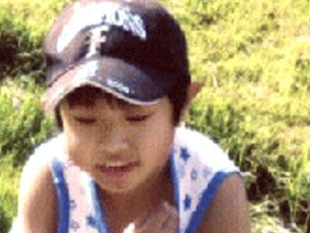 Yamato Tanooka em foto cedida por sua família durante a operação de buscas pelo menino (Foto: Reprodução/Polícia Municipal de Hokkaido)