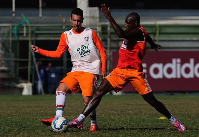 Higor Leite Fluminense (Foto: Nelson Perez/Fluminense F.C.)