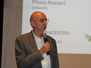 Presidente da Datagro, Plínio Nastari, projeta que setor terá dificuldades na nova safra (Foto: Anderson Viegas/G1 MS)