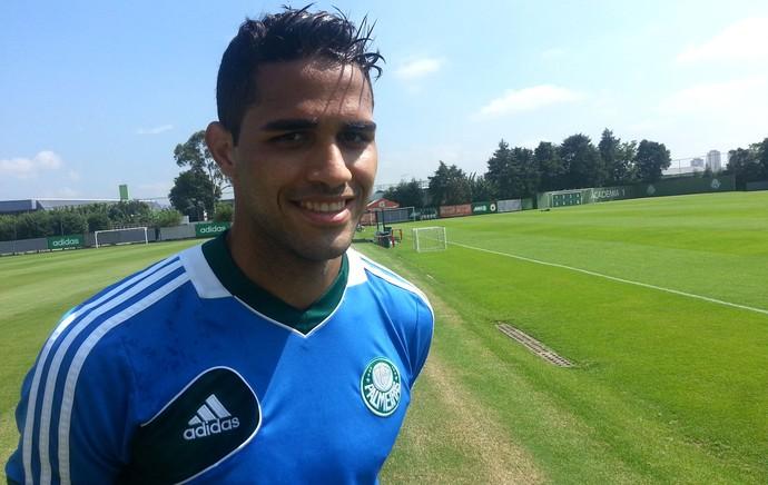 Palmeiras Alan Kardec (Foto: Marcelo Hazan)