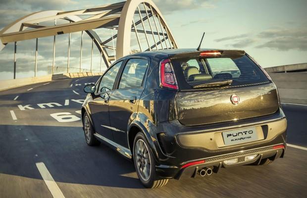 Fiat Punto BlackMotion (Foto: Divulgação)