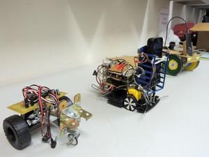 Robô educacional N-Bot será utilizado nas escolas públicas de Natal (Foto: Felipe Gibson/G1)