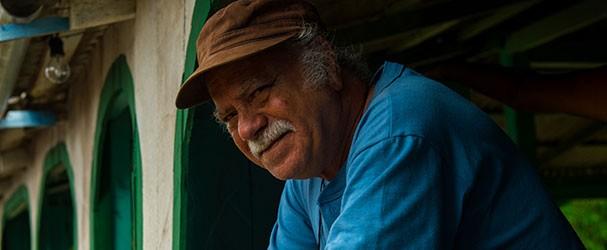 Abel (Tonico Pereira) (Foto: TV Globo)
