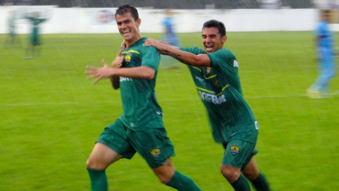 Bruno Mota atacante do Cuiabá (Foto: Assessoria/Cuiabá Esporte Clube)