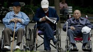 Mídia chinesa tem divulgado diversos casos de maus tratos contra idosos (Foto: BBC)