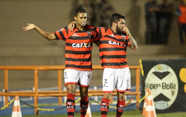 Atlético-GO x Luverdense no Serra Dourada (Foto: Wildes Barbosa/O Popular)