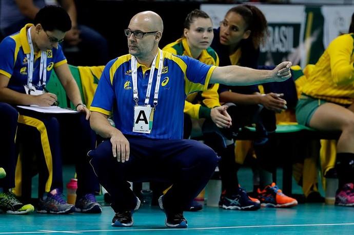 Morten Soubak, técnico do Brasil de handebol (Foto: Divulgação/CBHB)