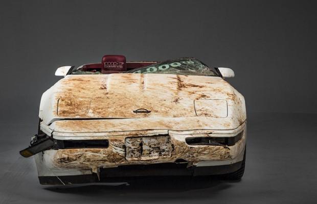 Chevrolet Corvette número um milhão (Foto: Divulgação)