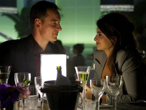 Michael Fassbender e Penélope Cruz em cena de 'O conselheiro do crime', de Ridley Scott (Foto: Divulgação)