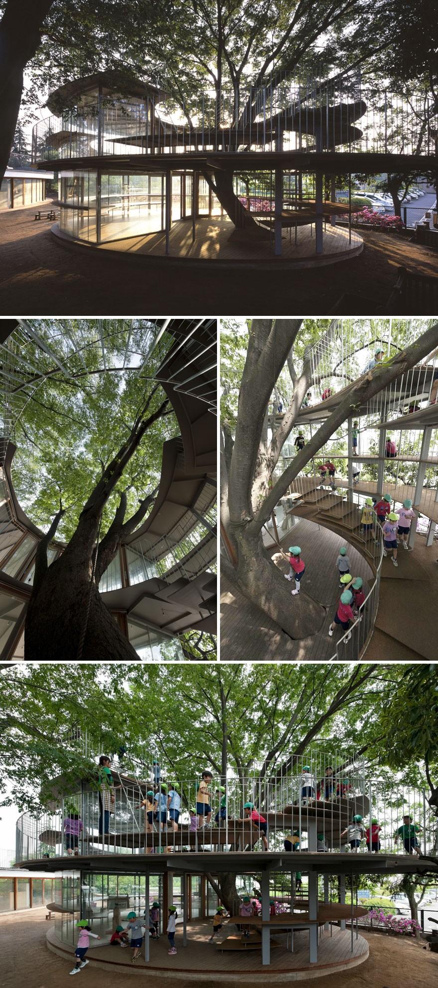 (Foto: Reprodução/tezuka architect)