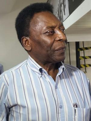 Pelé  (Foto: Bruno Giufrida)