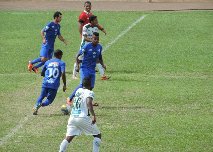 Osvaldo Cruz perdeu em casa para Tanabi pela 3ª rodada da Segundona (Foto: Kawanny Barros / GloboEsporte.com)