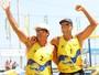 Etapa do Mundial evidencia pouca renovação no vôlei de praia do Ceará