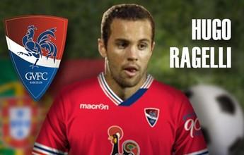 Hugo Ragelli segue para Portugal e agradece ao Cruzeiro pela formação