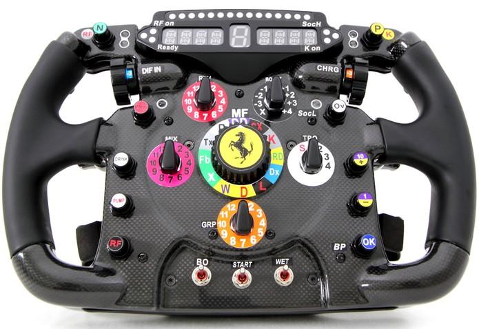 Thrustmaster Ferrari F1 Wheel Integral T500 (Foto: Divulgação)
