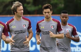 São Paulo tem duelo direto por fuga do Z-4 diante do Vitória, no Barradão