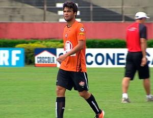 arthur mais jogador da base do vitoria (Foto: Reprodução/TV Bahia)