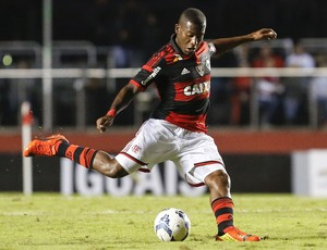 Amaral Flamengo x Figueirense (Foto: Getty Images )