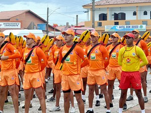 Itanhaém abre 60 vagas para guarda-vidas (Foto: Divulgação/Prefeitura de Itanhaém)