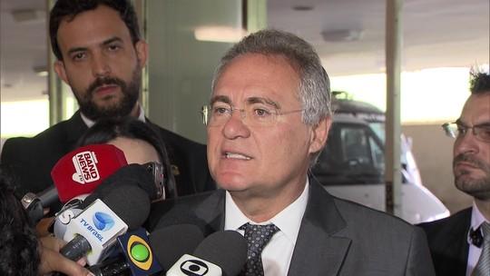 Renan Calheiros diz que Ministério Público 'passou a fazer política'