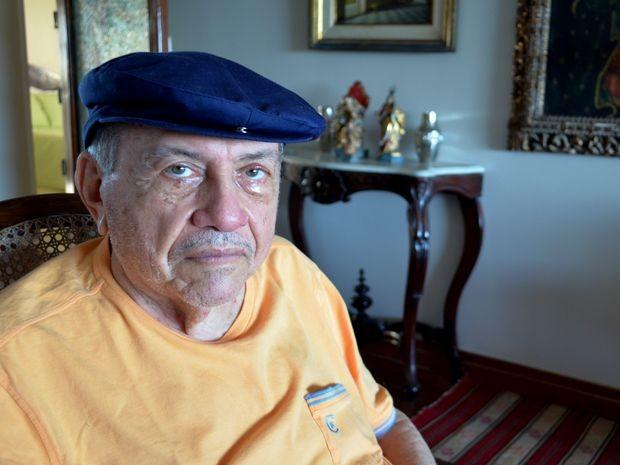 Ex-deputado sergipano lembra dos momentos da ditadura e do Golpe Militar  (Foto: Marina Fontenele/G1)