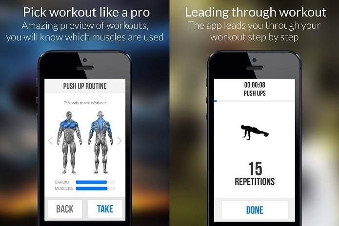 Madbarz é um app fitness completo para Android (Foto: Divulgação)