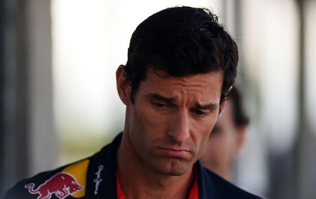 Mark Webber, hungria 2013 (Foto: Getty Images)
