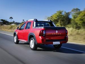 Renault Duster Oroch automática (Foto: Divulgação)