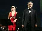 Após críticas, Paula Fernandes explica problemas em show de Andrea Bocelli