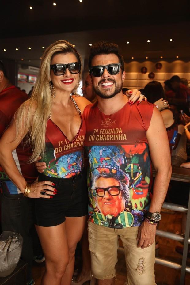 Mirella Santos e Ceará (Foto: Raphael Mesquita / Divulgação)