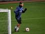 Sergio Ramos treina, mas presença  na decisão ainda não está confirmada