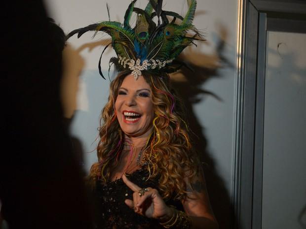 Elba Ramalho se define como a mais pernambucana das pernambucanas-paraibanas (Foto: Luka Santos / G1)