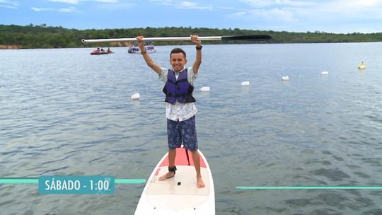 #Zapp: Diego Araújo vai atrás do clique perfeito na Amazônia